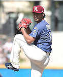 Yu Darvish (Riders),<br /> MAY 1, 2016 - MLB :<br /> Yu Darvish of the Frisco RoughRiders pitches during the minor's Double-A Texas League baseball game against the Corpus Christi Hooks at Dr Pepper Ballpark in Frisco, Texas, United States. (Photo by AFLO)