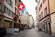 Image Ref: SWISS010<br /> Location: Zurich, Switzerland<br /> Date of Shot: 17th June 2017