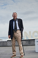 Donald Shatherland attent the Photocall of 'The Burnt orange heresy ' during the 67th San Sebastian Donostia International Film Festival - Zinemaldia.September 26,2019.(ALTERPHOTOS/Yurena Paniagua)<br /> Photo Alterphotos / Insidefoto <br /> ITALY ONLY <br /> Photo Alterphotos / Insidefoto <br /> ITALY ONLY