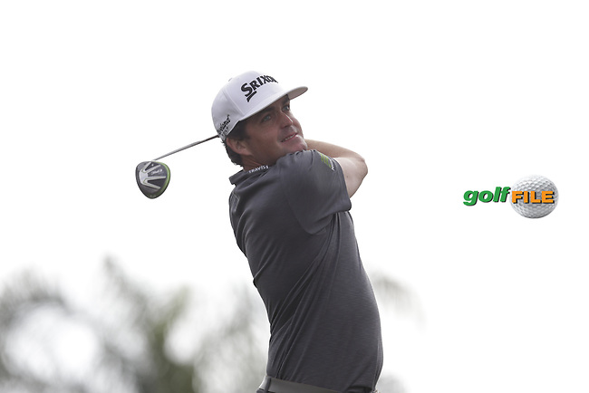 Keegan Bradley (USA) tees off the 18th tee during Thursday's Round 1 of the 2017 CareerBuilder Challenge held at PGA West, La Quinta, Palm Springs, California, USA.<br /> 19th January 2017.<br /> Picture: Eoin Clarke | Golffile<br /> <br /> <br /> All photos usage must carry mandatory copyright credit (&copy; Golffile | Eoin Clarke)