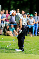 Robert Dinwiddie (ENG) on the 11th during round 3 of the 2016 BMW PGA Championship. Wentworth Golf Club, Virginia Water, Surrey, UK. 28/05/2016.<br /> Picture Fran Caffrey / Golffile.ie<br /> <br /> All photo usage must carry mandatory copyright credit (© Golffile   Fran Caffrey)