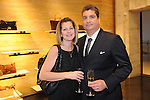 Teri and Salvatore Tramuto at the Fendi store event inside Crystals, City Center, Las Vegas, NV May 12, 2011 © Al Powers, FENDI
