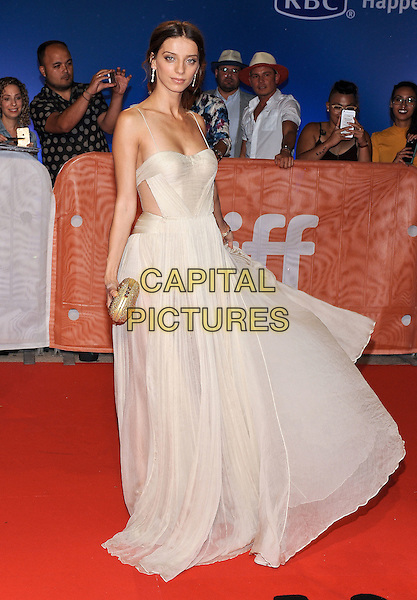 11 September 2016 - Toronto, Ontario Canada - Angela Sarafyan. &quot;The Promise&quot; Premiere - 2016 Toronto International Film Festival held at Roy Thomson Hall. <br /> CAP/ADM/BPC<br /> &copy;BPC/ADM/Capital Pictures