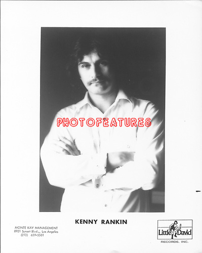 Kenny Rankin..photo from promoarchive.com/ Photofeatures....
