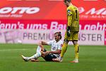 Niclas Füllkrug / Fuellkrug (Werder Bremen #11), Verletzung / verletzt / Schmerzen, Jiri Pavlenka (Werder Bremen #01)<br /> <br /> <br /> Sport: nphgm001: Fussball: 1. Bundesliga: Saison 19/20: 33. Spieltag: 1. FSV Mainz 05 vs SV Werder Bremen 20.06.2020<br /> <br /> Foto: gumzmedia/nordphoto/POOL <br /> <br /> DFL regulations prohibit any use of photographs as image sequences and/or quasi-video.<br /> EDITORIAL USE ONLY<br /> National and international News-Agencies OUT.