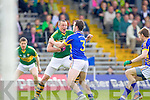 Kieran Donaghy, Kerry in action against Paddy Codd, Tipperary in the first round of the Munster Football Championship at Fitzgerald Stadium on Sunday.