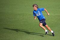 Mancini<br /> Firenze 04-09-2018 Centro tecnico Coverciano <br /> Football - Calcio <br /> Raduno e allenamento della Nazionale italiana di calcio. Italian national team training. <br /> Foto Gianni Nucci / Insidefoto