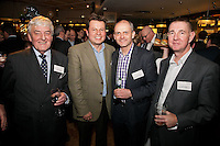 Left to right are Peter Benson of Chesterton Humberts, Andrew Bock of CWC Group, David Smith of Strata Real Estate and Andrew Butcher of Saxondale Properties