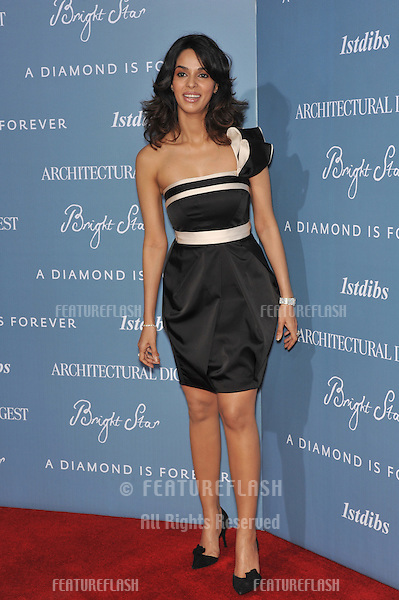 "Mallika Sherawat at the Los Angeles premiere of ""Bright Star"" at the Arclight Theatre, Hollywood..September 16, 2009  Los Angeles, CA.Picture: Paul Smith / Featureflash"