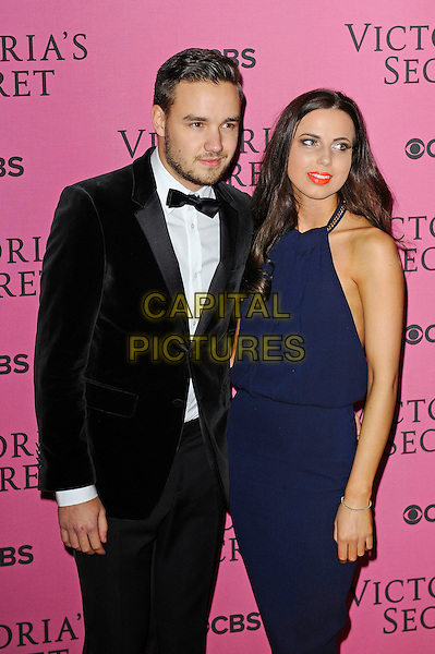 LONDON, ENGLAND - DECEMBER 2: Liam Payne and Sophia Smith attend the pink carpet for Victoria's Secret Fashion Show 2014, Earls Court on December 2, 2014 in London, England.<br /> CAP/MAR<br /> &copy; Martin Harris/Capital Pictures
