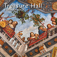 Paintings of The Treasure Hall  | Costabili Palace | Ferrara