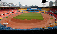 Beijing Worker's Stadium. Olympic Venues<br /> Olimpiadi Pechino 2008. Impianto Giochi Olimpici<br /> Foto Cspa/Insidefoto