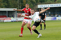 Dover Athletic vs Wrexham 10-10-15