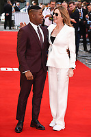 John Boyega and director, Kathryn Bigelow<br /> attending the premiere of &quot;Detroit&quot; at the Curzon Mayfair, London. <br /> <br /> <br /> &copy;Ash Knotek  D3294  10/08/2017