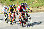 Action from Stage 3 of the 104th edition of the Tour de France 2017, running 212.5km from Verviers, Belgium to Longwy, France. 3rd July 2017.<br /> Picture: ASO/P.Ballet | Cyclefile<br /> <br /> All photos usage must carry mandatory copyright credit (&copy; Cyclefile | ASO/P.Ballet)
