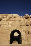 Israel, Shephelah, the Roman amphitheater in Beth Guvrin