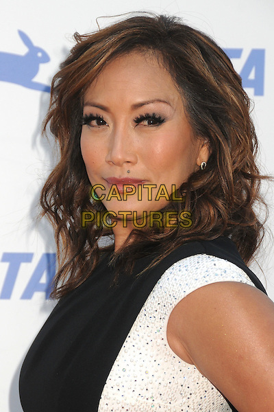 30 September 2015 - Hollywood, California - Carrie Ann Inaba. PETA 35th Anniversary Gala held at the Hollywood Palladium. <br /> CAP/ADM/BP<br /> &copy;BP/ADM/Capital Pictures