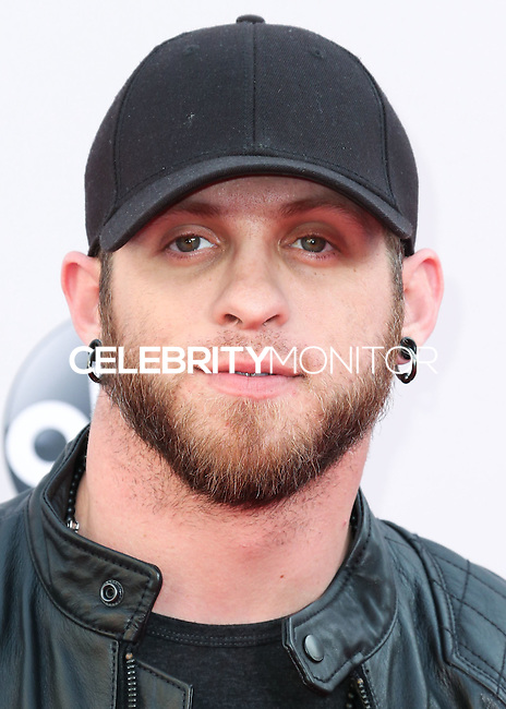 LOS ANGELES, CA, USA - NOVEMBER 23: Brantley Gilbert arrives at the 2014 American Music Awards held at Nokia Theatre L.A. Live on November 23, 2014 in Los Angeles, California, United States. (Photo by Xavier Collin/Celebrity Monitor)