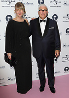 Guest &amp; Mitch Winehouse at the Amy Winehouse Foundation Gala held at the Dorchester Hotel, Park Lane, London on October 5th 2017<br />  CAP/ROS<br /> &copy;ROS/Capital Pictures