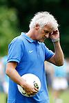 Nederland, Papendal, 1 juli 2012.Seizoen 2012-2013.Eerste training Vitesse .Fred Rutten, de nieuwe trainer-coach van Vitesse