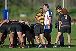NELSON, NEW ZEALAND - JUNE 20: Rugby Valley Stags v Westport, 20th June. Murchison, New Zealand. (Photos by Barry Whitnall/Shuttersport Limited)