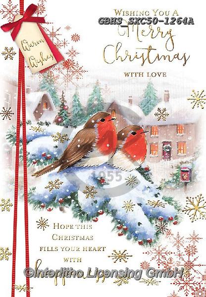 John, CHRISTMAS LANDSCAPES, WEIHNACHTEN WINTERLANDSCHAFTEN, NAVIDAD PAISAJES DE INVIERNO, paintings+++++,GBHSSXC50-1264A,#xl#
