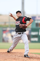 08.02.2014 - MiLB Lake Elsinore vs Lancaster