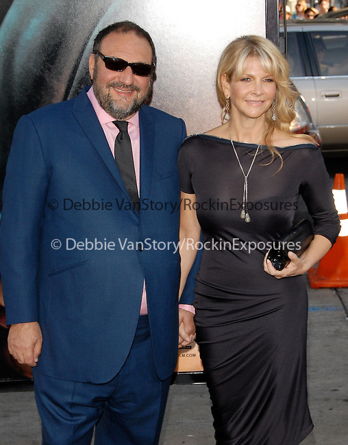 Joel Silver & wife at the Warner Bros Pictures' L.A. Premiere of SPLICE held at The Grauman's Chinese Theatre in Hollywood, California on June 02,2010                                                                               © 2010 Debbie VanStory / Hollywood Press Agency