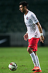 Javier Pastore of Paris Saint-Germain in action during Kitchee SC vs Paris Saint-Germain during the The Meeting of Champions on July 29, 2014 at the Hong Kong stadium in Hong Kong, China.  Photo by Aitor Alcalde / Power Sport Images