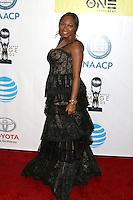 LOS ANGELES - FEB 11:  Naturi Naughton at the 48th NAACP Image Awards Arrivals at Pasadena Conference Center on February 11, 2017 in Pasadena, CA