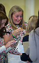 14/08/14 <br /> <br /> Catherine Mellor CCC.<br /> <br /> A level students collect their exam results from John Port School, Etwall, Derbyshire. Deputy Head Phil Smith said: &quot;It's been our best year ever. As and A* grades are up by 7 or 8 percent. Twenty seven percent of students achieved the top two grades bring the total tally  for the school to 103. Although obviously their are still some students who didn't get the grades they were hoping for&quot;.<br /> <br /> All Rights Reserved - F Stop Press.  www.fstoppress.com. Tel: +44 (0)1335 300098