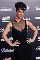 Alicia Keys attends 40 Principales awards photocall  2012 at Palacio de los Deportes in Madrid, Spain. January 24, 2013. (ALTERPHOTOS/Caro Marin) /NortePhoto