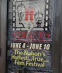 "attend the Filmmakers' Reception and Opening Night of the Hoboken International Film Festival - World Premiere Screening of ""An Affirmative Act"" - the first-ever courtroom drama about the legalization of Gay marriage on June 3, 2010 at the Cedar Lane Cinemas, Teaneck, New Jersey. (Photo by Sue Coflin/Max Photos)"