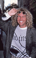 Sammy Hagar 1987 by Jonathan Green