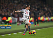 4th February 2019, London Stadium, London, England; EPL Premier League football, West Ham United versus Liverpool; James Milner of Liverpool in action