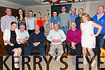 Staff of Kingdom Printers enjoying their  Christmas Party at Kerins O'Rahilly's Clubhouse on Friday