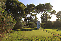 The 15th tee during the Pro-Am of the Challenge Tour Grand Final 2019 at Club de Golf Alcanada, Port d'Alcúdia, Mallorca, Spain on Wednesday 6th November 2019.<br /> Picture:  Thos Caffrey / Golffile<br /> <br /> All photo usage must carry mandatory copyright credit (© Golffile | Thos Caffrey)