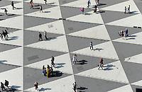 SWEDEN Stockholm, public space