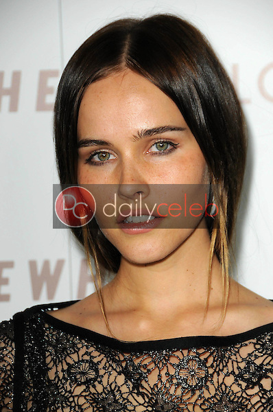 """Isabel Lucas<br /> at the Premiere Of Focus Features' """"Somewhere,"""" Arclight Theater, Hollywod, CA. 12-07-10<br /> David Edwards/DailyCeleb.com 818-249-4998"""
