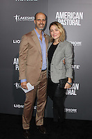 BEVERLY HILLS, CA - OCTOBER 13: Sasha Alexander, Edoardo Ponti attends the Special Screening Of Lionsgate's 'American Pastoral' on October 13, 2016 in Beverly Hills, California. (Credit: MPA/MediaPunch).