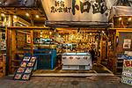 Restaurant near Piss Alley in Shinjuku, Tokyo, Japan