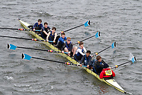 Crew: 162  Dulwich Coll  Event: School J16 2nd eights<br /> <br /> Schools' Head of the River 2017<br /> <br /> To purchase this photo, or to see pricing information for Prints and Downloads, click the blue 'Add to Cart' button at the top-right of the page.