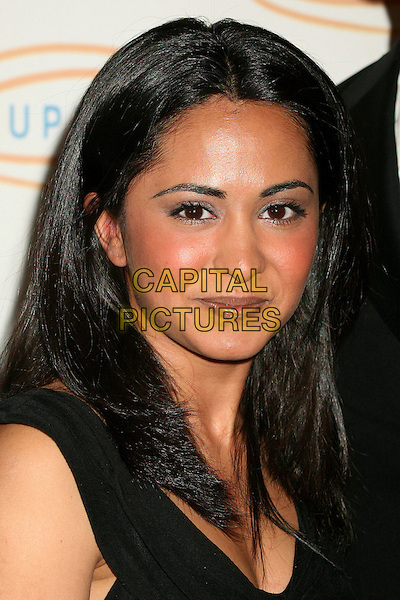 "PARMINDER NAGRA  .Lupus LA's ""Love, Light and Laughter"" Fundraiser 2007 at the Beverly Hills Hotel, Beverly Hills, California, USA..May 8th, 2007.headshot portrait .CAP/ADM/BP.©Byron Purvis/AdMedia/Capital Pictures"
