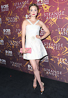 "JUN 04 ""Strange Angel"" LA Film Premiere"