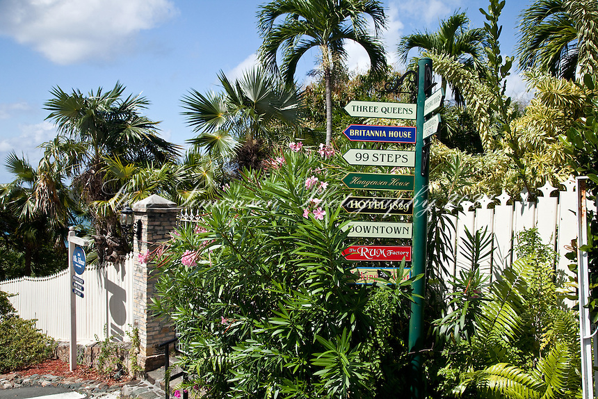 Blackbeard's Castle<br /> Charlotte Amalie<br /> St Thomas<br /> U.S. Virgin Islands