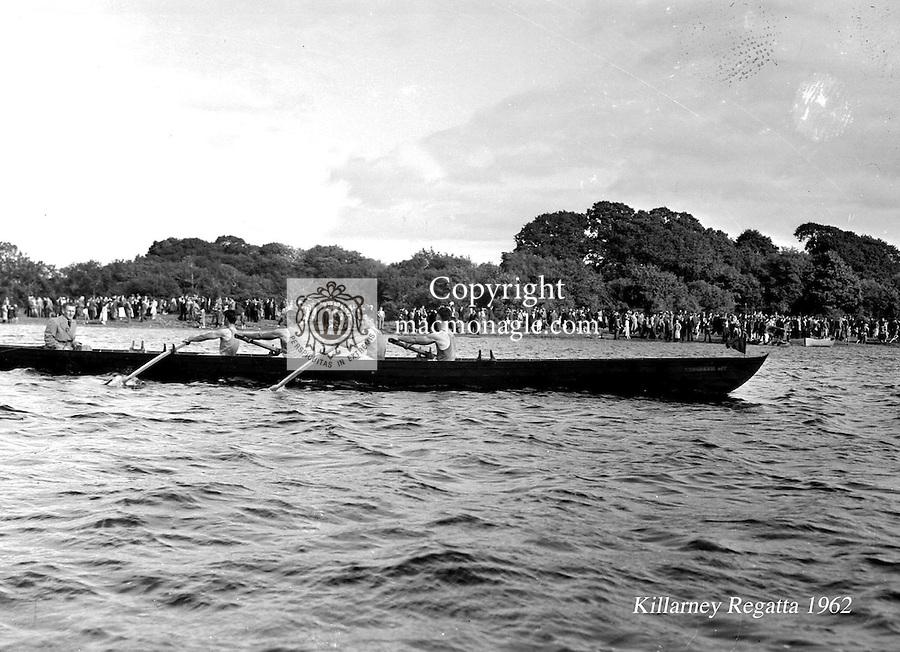 Killarney Regatta 1962..Picture by Harry MacMonagle