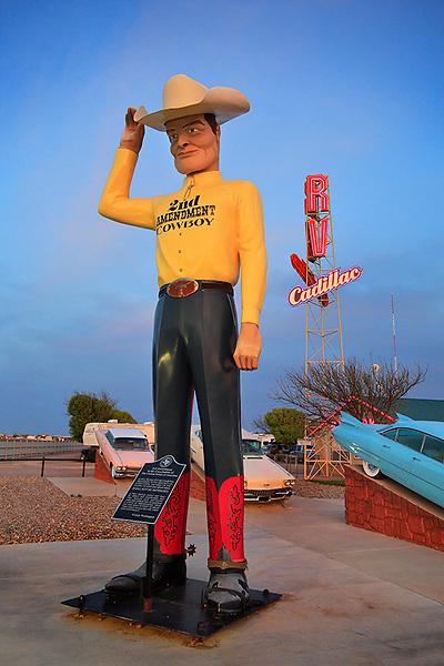 The Second Amendment Cowboy