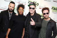 BALA CYNWYD, PA- NOVEMBER 12 :  Fitz And The Tantrums visit Radio 104.5 performance studio in Bala Cynwyd, Pa on November 12, 2016  photo credit Star Shooter/MediaPunch