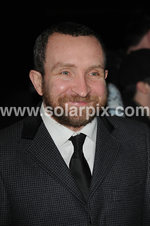 **ALL ROUND PICTURES FROM SOLARPIX.COM**.**WORLDWIDE SYNDICATION RIGHTS**.Red carpet arrivals and Press Room at The London Critics' Circle Film Awards held at the Grosvenor House Hotel, Park Lane, Mayfair, London, UK. 4 February 2009..This pic: Eddie Marsan..JOB REF: 8412 BTT      DATE: 04_02_2009.**MUST CREDIT SOLARPIX.COM OR DOUBLE FEE WILL BE CHARGED**.**ONLINE USAGE FEE  GBP 50.00 PER PICTURE - NOTIFICATION OF USAGE TO PHOTO @ SOLARPIX.COM**