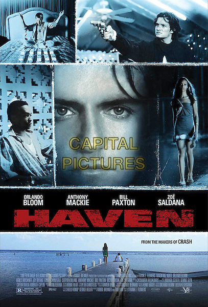 POSTER ART.in Haven .**Editorial Use Only**.CAP/FB.Supplied by Capital Pictures